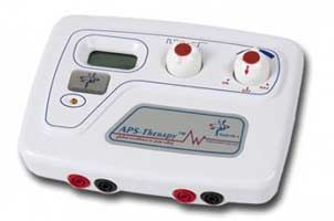 APS therapy device