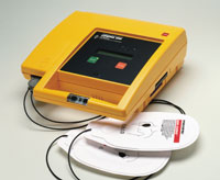 A Biphasic Defibrillator