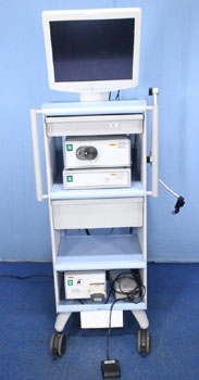 Cholangioscopy equipment