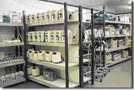 equipment library