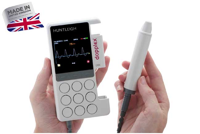 Huntleigh Dopplex fetal doppler