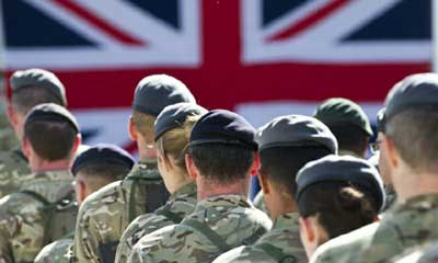NHS long term plan to create 'national heroes service' for veterans