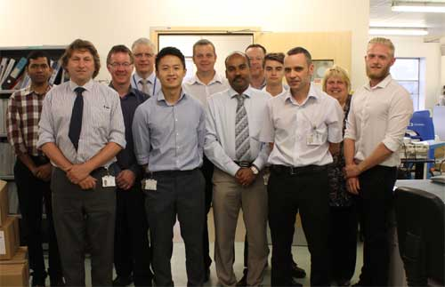 south tees med eng team