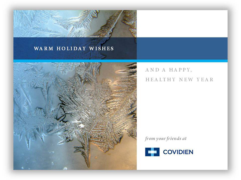 Holiday wishes from Covidien