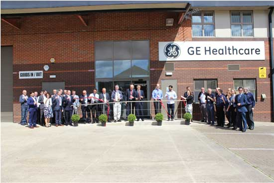 GE New Academy at Hatfield