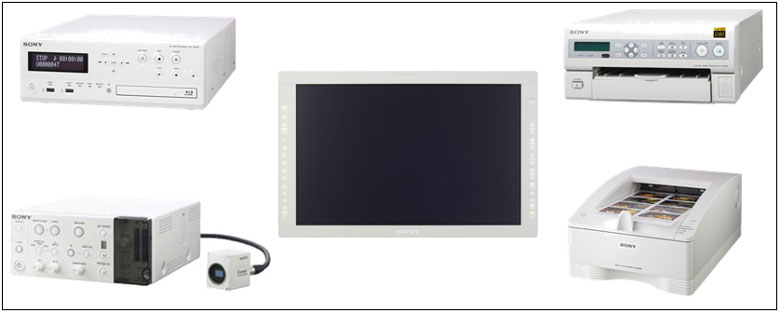 Sony High Definition Medical Range from IMOTEK