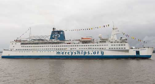 Mercy Ships is looking for Biomedical Project Assistants