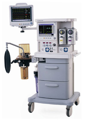 Mindray WATO Anaesthesia workstations